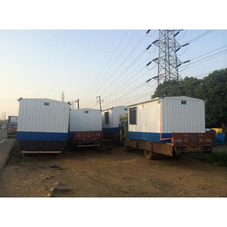 FRP Prefabricated Site Offices
