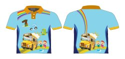 Kids School T-Shirt