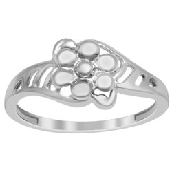 Stackable 925 Sterling Silver Women Ring Wedding Ring