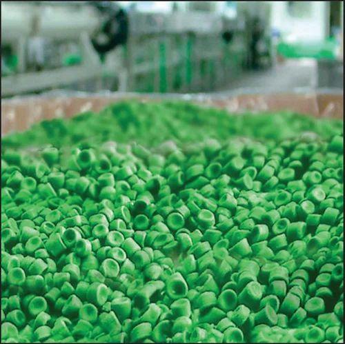Green Polypropylene Random Copolymer, Kahna Plastic Private
