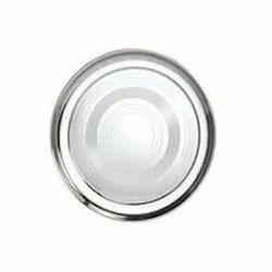 Stainless Steel Dinner Plate
