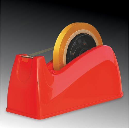 Premier Red Elegant Tape Dispenser