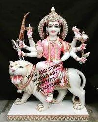 Stone  Durga Statue