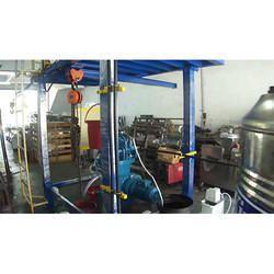Curcumin Extraction Plant