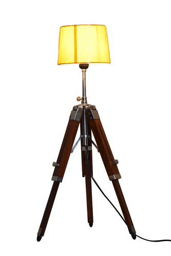 Simona Small Desk Lamp With Yellow Shade At Rs 1800 Piece Desk