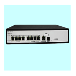 POE Switcher - 16 Port With Fiber Gigabyte Ports