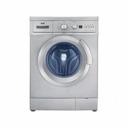 IFB 6 kg Fully Automatic Front Load Washing Machine, Serena Aqua SX LDT, Silver