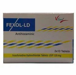 Antihistamine Tablets
