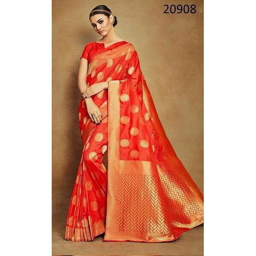 331b42d6507 Red Party Wear Ladies Partywear Sarees