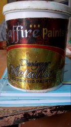 Gold mettallic Paint