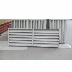 Metal Ventilation Louver