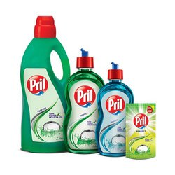 Pril Active Power Molecules Dish Wash Liquid, Packaging Type: Plastic Bottle