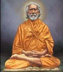 Shri Yukteshwer Swami Kriya Yoga Master Marble Statue