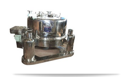 Rubber-lined M.S. 3 Point Centrifuge Standard