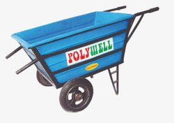 Large Plastic Wheelbarrows