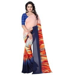 Latest Georgette Saree