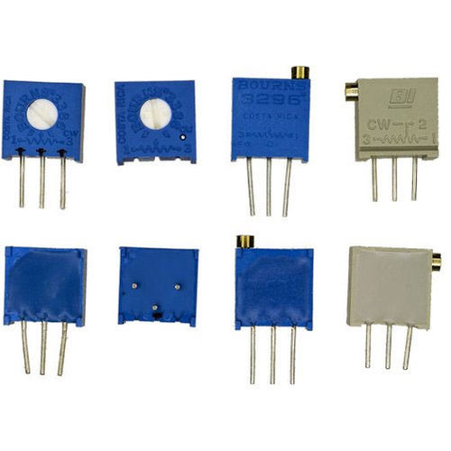Silicon Trimpot Variable Resistor Rs 02 Piece Source Components