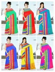 2630 Fancy Silk Saree