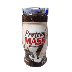 Proteen Mass Weight Gainer, 500 gm, Packaging Type: Plastic Jar