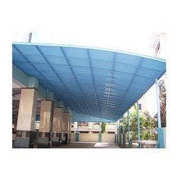 PVC Roofing Sheets Installation