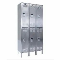 SS Office Locker
