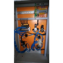 Mild Steel Pneumatic Cabinet, Rating: IP40