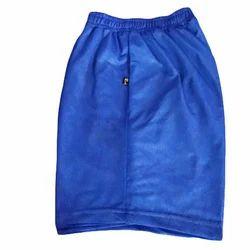Blue Color Short