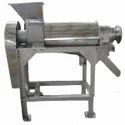 Fruit Pulp Making Machine