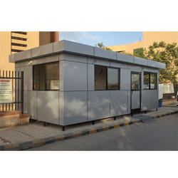 ACP Portable Office Cabin