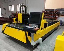 Fiber Metal Cutting Machine
