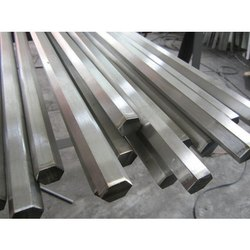 Titanium Gr 2 / Gr 5 Hex Bars