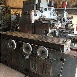 Bed Milling Machine