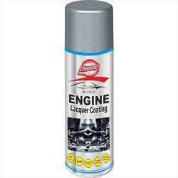 Engine Lacquer Coating Spray for Metal