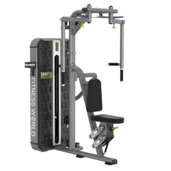 Pec Fly and Rear Delt Machine Fitness World K-TWO 403