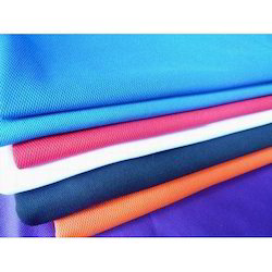 Colored Knitted Fabrics