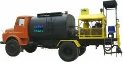 6 Ton Bitumen Sprayer In India