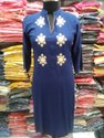 Me Fashion Rayon Embroidered Style Kurti