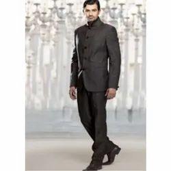 Wedding Plain Mens Jodhpuri Suits, Size: M-L-XL