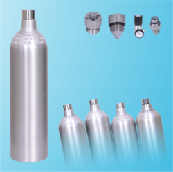 Industrial Low Pressure Aluminum Cylinders