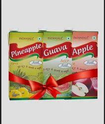 Patanjali Fruit Beverages Combo Juice 3 Ltr