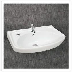 Cera Ceramic Wash Basin, Shape: Oval, Model Name/Number: Regular