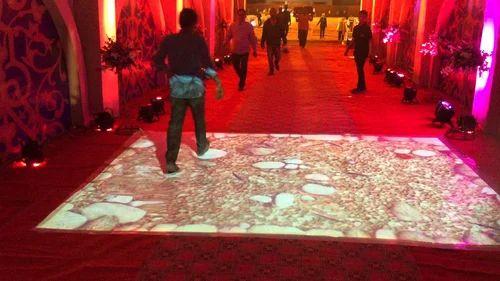 3D Magical Interactive Floor