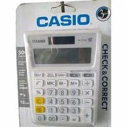Black Mini Or Pocket Casio Calculator, Rs 350 /piece, Nirmal