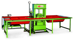 Hydraulic Operated Paving Block Making Machine