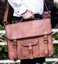 Mens Leather Bag, Handmade Leather Bag, Vintage Leather Bag, Messenger Bag, Leather Bag, Laptop Bag