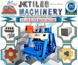 Hollow Paver Block Making Machine
