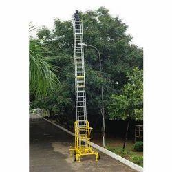 Aluminum Extendable Ladder Aluminium Extendable Ladder