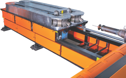 HDPE Double Wall Corrugator Machine