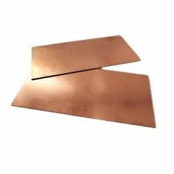 Beryllium Copper Cut Shims