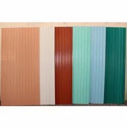 PVC Greca Profile Sheet